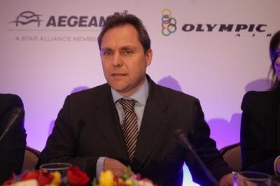 Βασιλάκης (Aegean): Καίμε κάθε μήνα 40 εκατ. - Απαραίτητη η κρατική στήριξη - Απέκλεισε κάθε σενάριο κρατικοποίησης