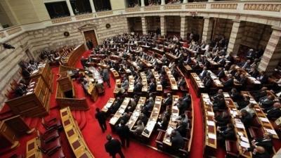 Υψηλοί τόνοι στη Βουλή για την Ελληνικός Χρυσός: Σκρέκας: Γλιτώσαμε εκατομμύρια - Τσίπρας: Δίνετε γη και ύδωρ
