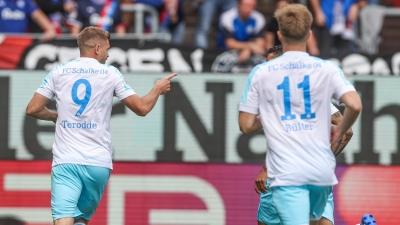 Σάλκε: «Σεφτέ» στην δεύτερη κατηγορία της Γερμανίας, με εκτός έδρας νίκη και «μηδέν παθητικό» μετά από τρία χρόνια!