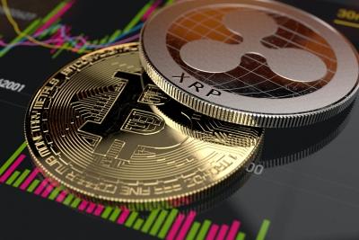 Bitcoin: Αδυναμία να διασπάσει τα 40.000 δολ., τι προμηνύουν τα παράγωγα - Ράλι +19% για το XRP