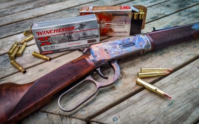 Winchester M 1894: Ζωντανή Ιστορία