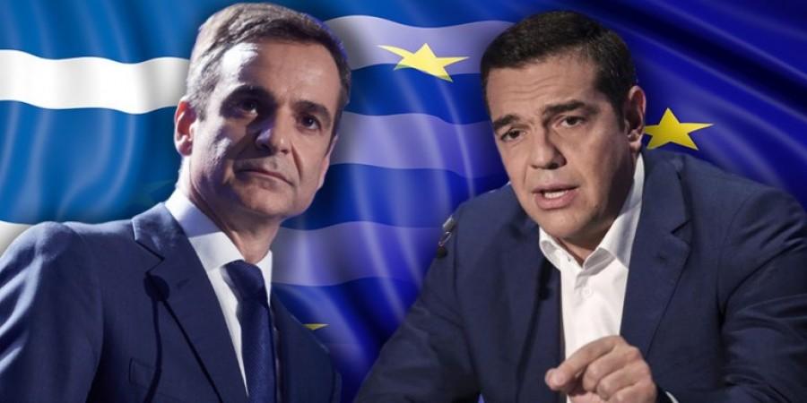 Κόντρα στη Βουλή - Μητσοτάκης: Αλλάζουμε τη χώρα, καμία θετική πρόταση από τον ΣΥΡΙΖΑ - Τσίπρας: Μας κοροϊδεύετε, όλα για την επικοινωνία