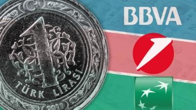 Πλήγμα για τις ευρωπαϊκές τράπεζες με έκθεση στην Τουρκία - «Χάρτης»: Ποιες είναι και πόσο είναι εκτεθειμένες