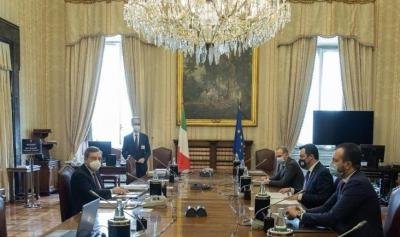 Ιταλία: Θετικός ο Salvini σε κυβέρνηση υπό τον Draghi, καθοριστική η στάση του Κινήματος των Πέντε Αστέρων