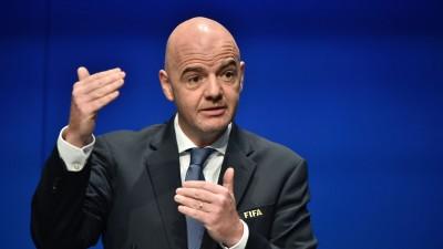 Θετικός στον κορωνοϊό ο πρόεδρος της FIFA, Gianni Infantino