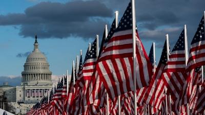 ΗΠΑ: Απομακρύνθηκαν 2 μέλη της Εθνοφρουράς λίγο πριν την ορκωμοσία Biden