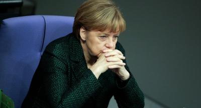 Γερμανία: Σε ελεύθερη πτώση και στο 27% το CDU της Merkel - Στο 18% το SPD - Στο 14% η AfD