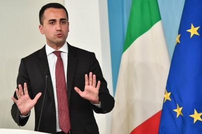 Di Maio (Ιταλία): Θα μπλοκάρουμε τις εξαγωγές όπλων στην Τουρκία