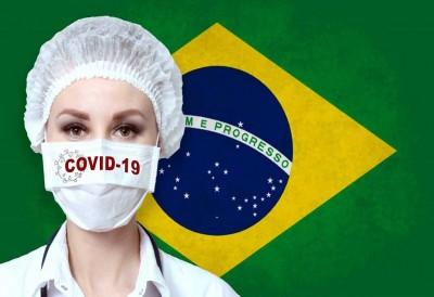 Βραζιλία - Κορωνοϊός: Παρέλαβε τις πρώτες 120.000 δόσεις του κινέζικου εμβολίου CoronaVac