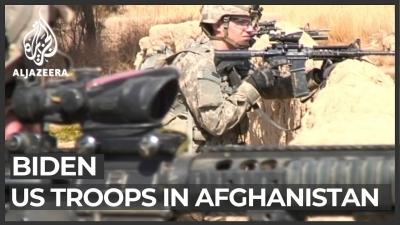 Biden Αφγανιστάν: Θα φύγουμε από το Αφγανιστάν - Το ερώτημα είναι το πότε