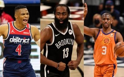 NBA: Μια πεντάδα «βασιλιάδες» δίχως... στέμμα!