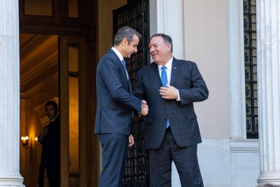 Γερμανικός Τύπος: O Pompeo στηρίζει την Ελλάδα - H Τουρκία υποχωρεί και οι ΗΠΑ επιστρέφουν στην Αν.Μεσόγειο