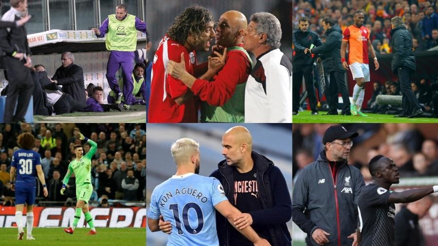 Παίκτες vs προπονητές: Οι 5+1 περιπτώσεις, βλέπε Μέσι, που οι ποδοσφαιριστές… τσίνησαν με την αλλαγή τους! (video)
