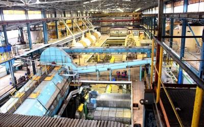 Πτώση 14,4% τον Οκτώβριο του 2020 στον δείκτη κύκλου εργασιών στη βιομηχανία