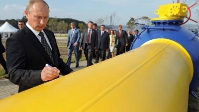 Ρωσία: Μετά τις 8 Νοεμβρίου θα αρχίσει να γεμίζει τις αποθήκες φυσικού αερίου στην Ευρώπη