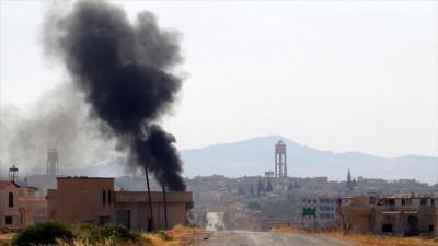 Συρία: Τουλάχιστον 6 ξένοι φιλοϊρανοί παραστρατιωτικοί σκοτώθηκαν στην ισραηλινή επιδρομή στη Χάμα