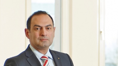 Ο Γρηγόρης Αγγελίδης , Έλληνας της Bundestag διεκδικεί την επανεκλογή του