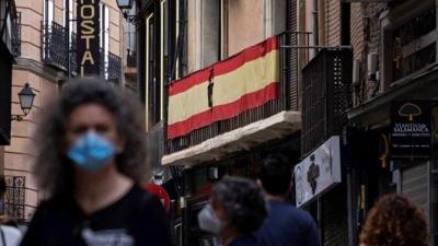 Ισπανία: Αύξηση των νέων κρουσμάτων στα 43.960  με επίκεντρο του ανεμβολίαστους νέους (13/5)