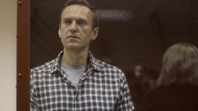 Καταγγελία Navalny: Με έχουν φυλακίσει σε ένα στρατόπεδο συγκέντρωσης