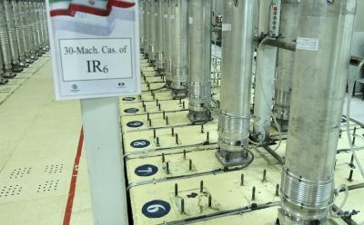Το Ιράν προχώρησε στα σχέδια του παραγωγής μετάλλου ουρανίου, επιβεβαίωσε ο ΔΟΑΕ