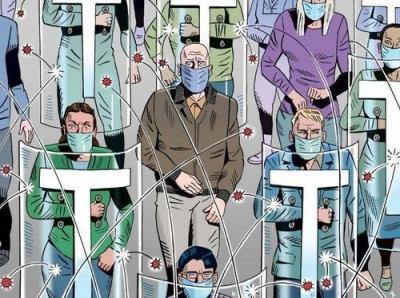 ΗΠΑ – Covid: Οι επτά πολιτείες που βρίσκονται στα πρόθυρα της «ανοσίας της αγέλης»