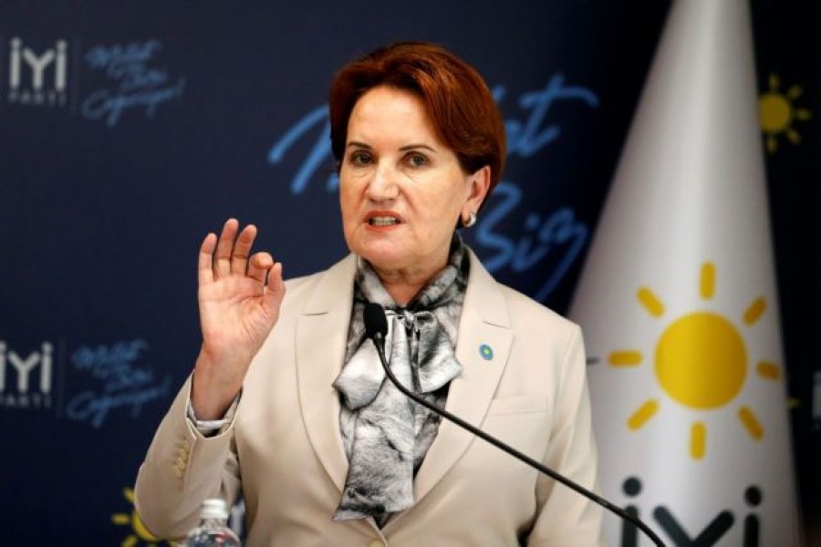 Aksener: Κύριε Erdogan έχεις άνοια – Άσε το μπάσκετ, λύσε sudoku
