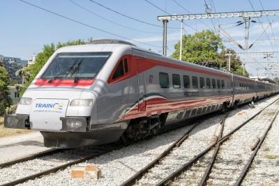 Αθήνα – Θεσσαλονίκη σε λιγότερο από 4 ώρες με τρένο – Στις 20/5 ξεκινούν τα δρομολόγια