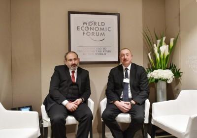 Nagorno Karabakh: Pashinyan - Aliyev συναντώνται για τη διευθέτηση της κρίσης