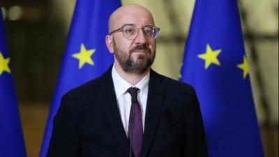 Michel (EE): Επιτάχυνση εμβολιασμών και πιστοποιητικά στο επίκεντρο της Συνόδου Κορυφής στις 25 - 26 Μαρτίου 2021