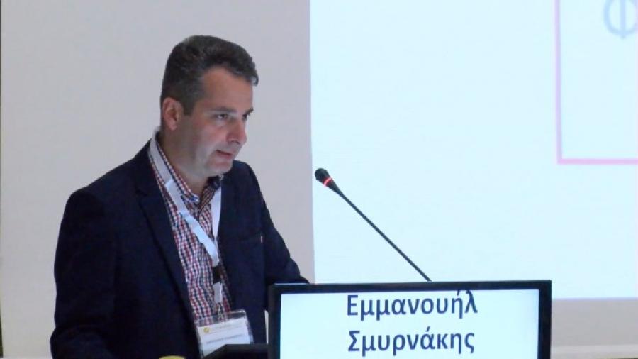 Σμυρνάκης: Θα έχει αντίκτυπο το φθινόπωρο η στάση όσων δεν κάνουν το εμβόλιο