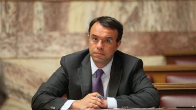 Σταϊκούρας (ΥΠΟΙΚ): Απόλυτη ικανοποίηση για τις θέσεις Lagarde αναφορικά με τα πλεονάσματα