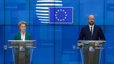 Michel: Με την Τουρκία ακολουθήσαμε διπλή στρατηγική, θέλουμε διάλογο - der Leyen: Στηρίζουμε Ελλάδα και Κύπρο - Επανεξέταση τον Δεκέμβριο