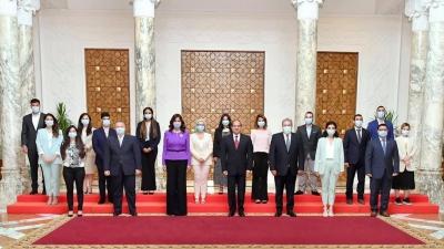 El Sisi: Πρότυπο μοντέλο συνεργασίας η συνεργασία Αιγύπτου με Ελλάδα και Κύπρο