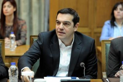 Συνεδριάζει στις 11:00 το υπουργικό συμβούλιο υπό τον Τσίπρα – Απών ο Καμμένος