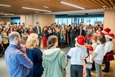 Χριστουγεννιάτικες δράσεις από την NN Hellas