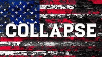 ΗΠΑ: Τριπλασιάστηκε το δημοσιονομικό έλλειμμα, στα 3 τρισεκ. δολ.