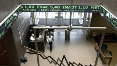 Λίγο μετά το άνοιγμα του ΧΑ – Με τράπεζες και επιλεγμένα βαριά χαρτιά συνεχίζει υψηλότερα