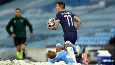 UEFA: Τρεις αγωνιστικές στον Ντι Μαρία!