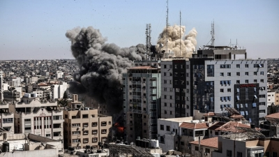 Διεθνή, ανεξάρτητη έρευνα για τον βομβαρδισμό του κτιρίου του στη Γάζα ζητεί το Associated Press