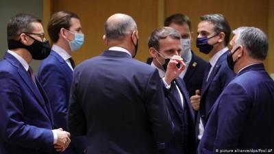 DW: Συναγερμός στην ΕΕ - Πηγή υπερμετάδοσης του κορωνοϊού η Σύνοδος Κορυφής;