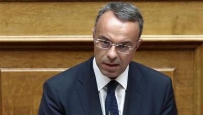Σταϊκούρας (ΥΠΟΙΚ): Ο προϋπολογισμός πήγε καλύτερα στα μακροοικονομικά μεγέθη