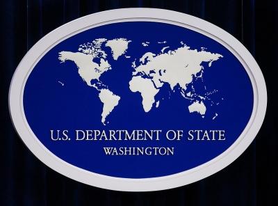 State Department: Έντονη ανησυχία για τους βομβαρδισμούς της Συριακής κυβέρνησης