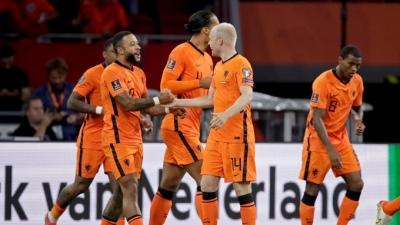 Ολλανδία – Τουρκία 1-0: Μπροστά στο σκορ με τρομερή συνεργασία οι Οράνιε! (video)