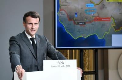 Macron: Οι γαλλικές δυνάμεις σκότωσαν τον ηγέτη του ISIS στη Μεγάλη Σαχάρα