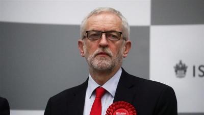 Corbyn: Ζητώ συγνώμη για την παταγώδη αποτυχία του Εργατικού κόμματος στις εκλογές