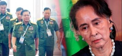 Μιανμάρ: Ο στρατός συνεχίζει τις συλλήψεις πολιτικών - Διογκώνεται το κίνημα ανυπακοής μετά το πραξικόπημα