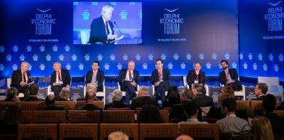 Οικονομικό Φόρουμ Δελφών: Η γεωπολιτική της ενέργειας και ο ρόλος της Ελλάδας