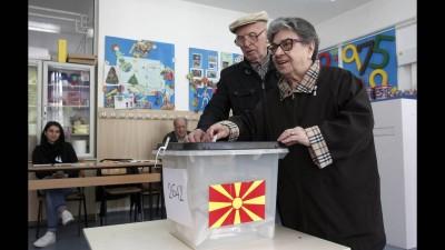 Βόρεια Μακεδονία: Έκλεισαν οι κάλπες των βουλευτικών εκλογών