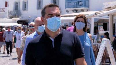 Στη Θεσσαλονίκη ο Αλ. Τσίπρας για σύσκεψη με παραγωγικούς φορείς ενόψει ΔΕΘ