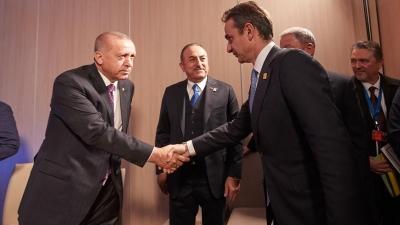Η ατζέντα της Τουρκίας στις διερευνητικές επαφές - Anadolu: Στόχος η δίκαιη λύση σε Αιγαίο και Μεσόγειο